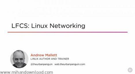 آموزش شبکه لینوکس