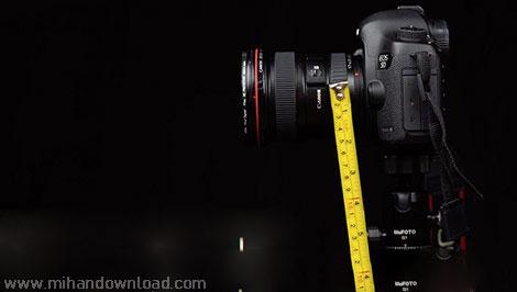 آموزش سیماهای مختلف مدل در دوربین
