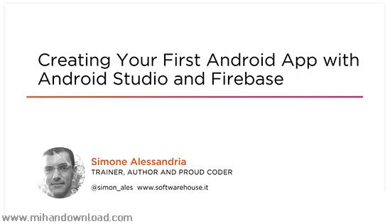آموزش ساخت اپلیکیشن با اندروید استودیو