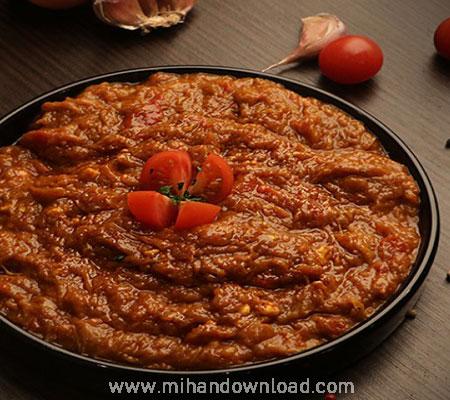 آموزش آشپزی ایرانی میرزا قاسمی