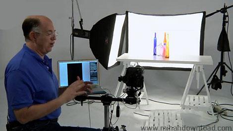 آموزش عکاسی دقیق و تاثیرگذار از اشیا در فتوشاپ