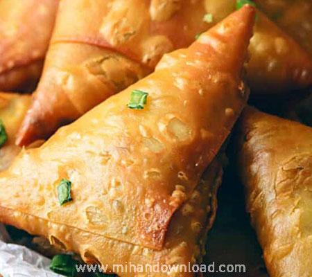 آموزش آشپزی ایرانی سمبوسه