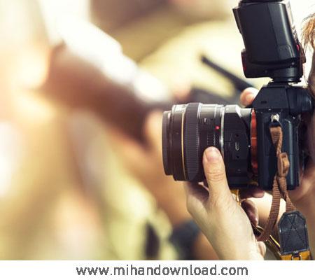 آموزش عکسبرداری شگفت انگیز با دوربین های مختلف