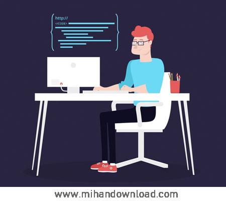 آموزش طراحی اولین سایت توسط HTML و CSS