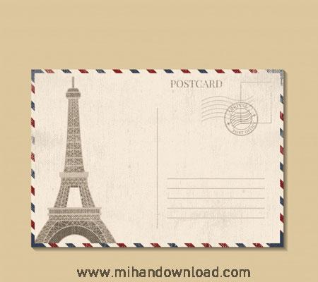 آموزش طراحی کارت پستال بارانی در After Effects