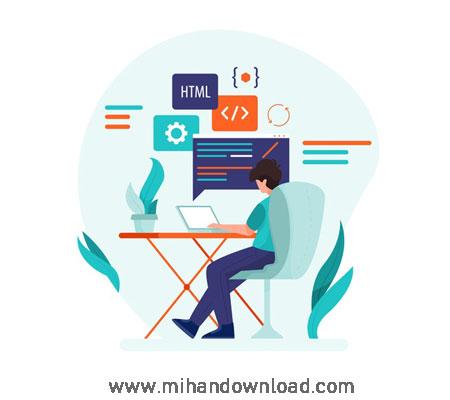 آموزش ساده زبان HTML
