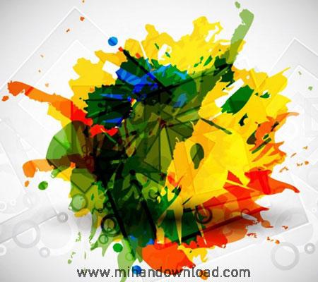 آموزش رنگ آمیزی یک طرح در فتوشاپ
