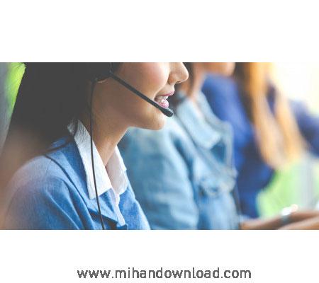 آموزش ارائه خدمات تلفنی به مشتریان