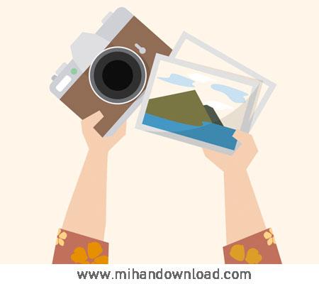 آموزش ساخت گالری تصاویر متحرک در HTML5
