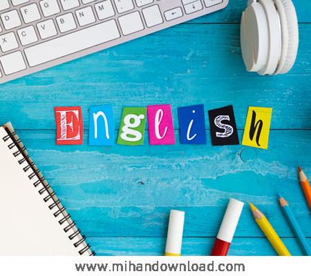 آموزش الفبای انگلیسی و اعداد