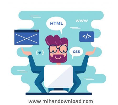 آموزش کار با المان های HTML