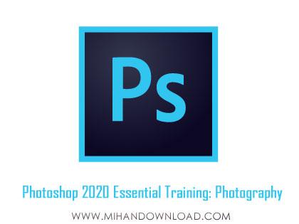 دوره-آموزشی-Photoshop-2020-Essential-Training