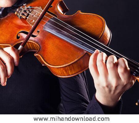 آموزش نواختن ویالون