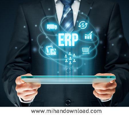 آموزش مقدماتی سیستم ERP