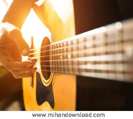 آموزش گیتار تمرین انگشت گذاری