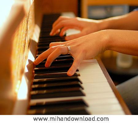 آموزش پدال در پیانو