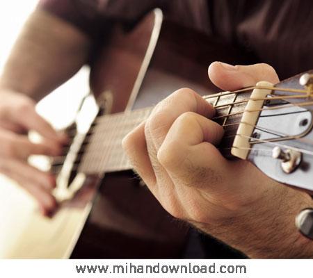 آموزش الگوهای نوازندگی گیتار آگوستیک