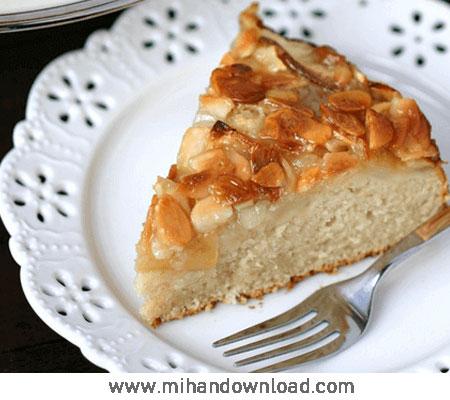 آموزش طرز تهیه کیک سیب و نارگیل با طعم عالی