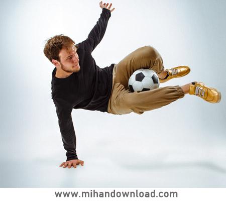 آموزش تکنیک و دریبل های فوتبال