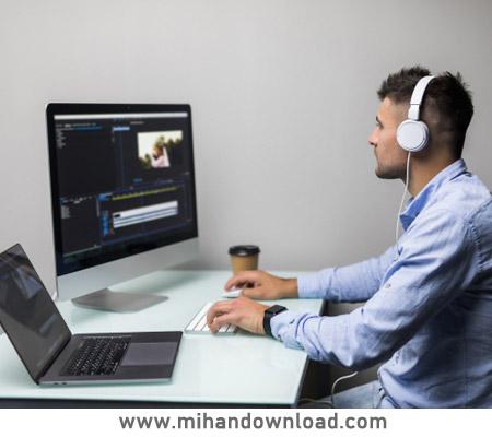 آموزش ادیت صدا در برنامه Turnado