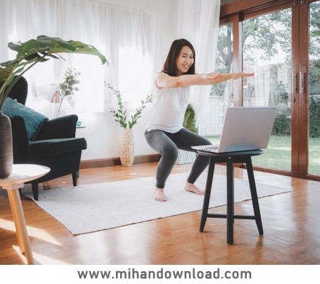 آموزش ساده مدیتیشن و یوگا