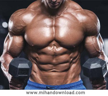 آموزش بدن سازی با رونی کلمن
