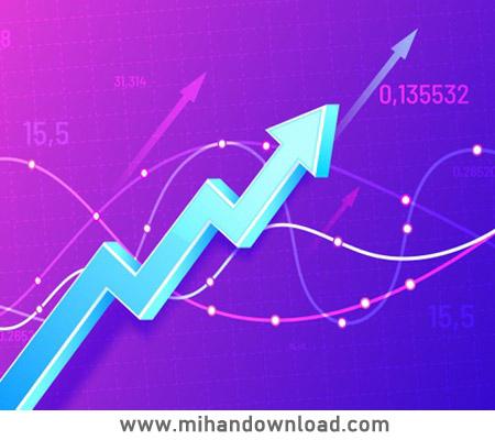 آموزش تحلیل تکنیکال معاملات بر اساس نمودار قیمت صعودی و نزولی