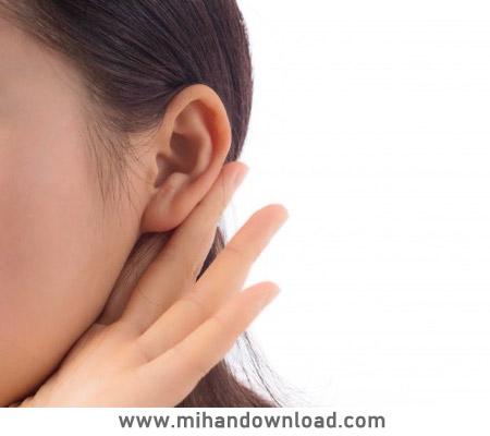آموزش زیست شناسی ساختار گوش