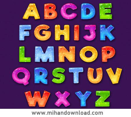 آموزش طراحی کاراکتر حروف در ایلوستریتور