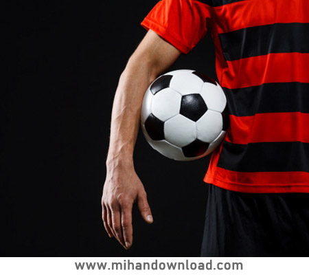 آموزش فوتبال در خانه