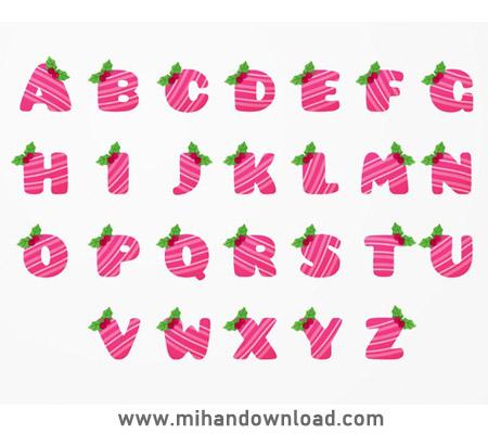 آموزش ساخت جلوه حروف پراکنده با فتوشاپ