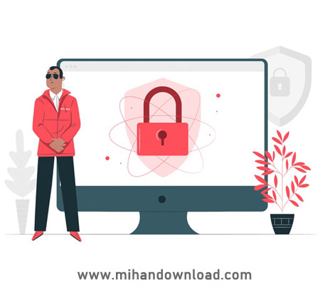 آموزش ایجاد امنیت برای شبکه نرم افزاری تعریف شده