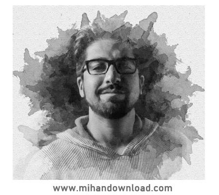 آموزش تبدیل عکس به نقاشی با تکنیک وکتور آرت