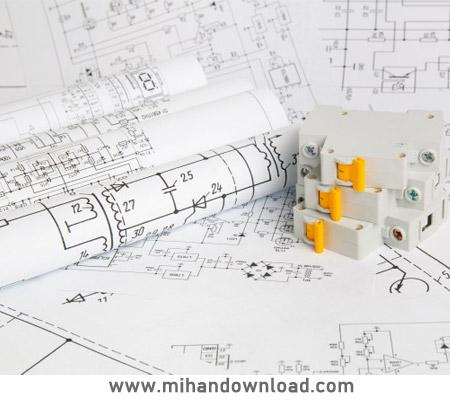 آموزش اصول نقشه کشی برق ساختمان با رویکرد نظام مهندسی ساختمان