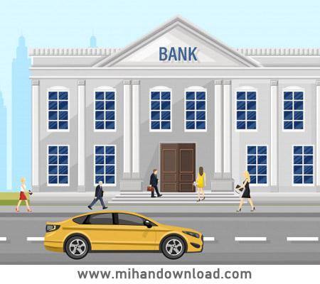 آموزش لغات و اصطلاحات مربوط به مکالمه در بانک در فرانسوی