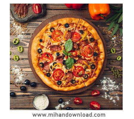 آموزش تمامی نکات مهم برای تهیه ی پیتزا