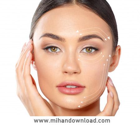 آموزش جابجایی صورت در فتوشاپ