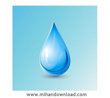 آموزش ساخت قطره آب در Adobe illustrator- سعید طوفانی