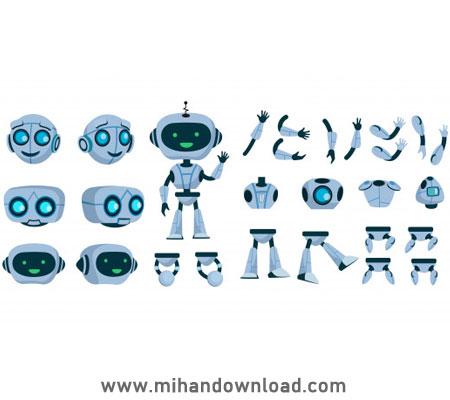 آموزش طراحی کاراکتر انیمیشن در فتوشاپ