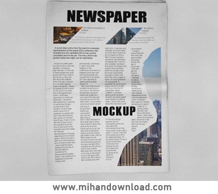 آموزش طراحی یک روزنامه در Adobe InDesign- سعید طوفانی