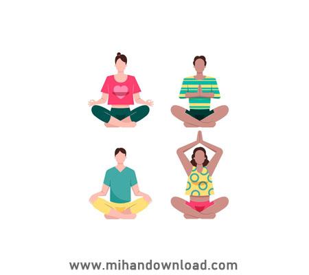 آموزش یوگا هفت روز هفته – شنبه