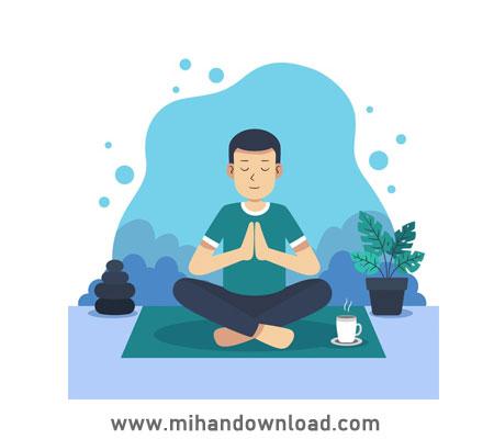 آموزش یوگا هفت روز هفته – پنج شنبه