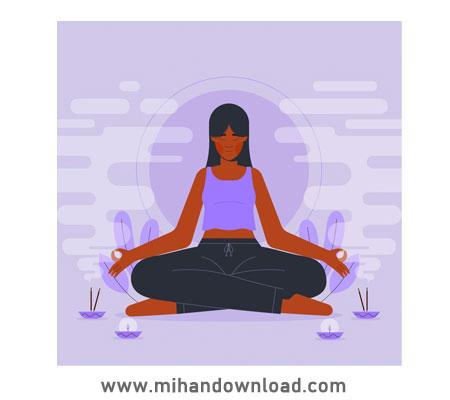 آموزش یوگا هفت روز هفته – سه شنبه