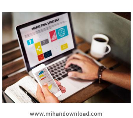 آموزش دوره آنلاین دیجیتال مارکتینگ