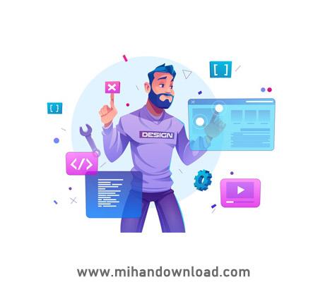 آموزش ساخت وب اپلیکیشن بازار بورس با پایتون و جنگو