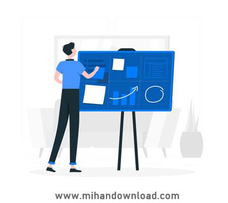 آموزش نصب و استفاده از project manager در تری دی مکس