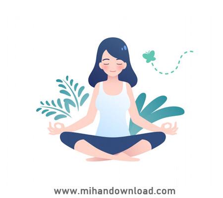 آموزش تمرین یوگا قدرت مناسب همه سطح ها