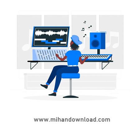 آموزش آهنگسازی و میکس و مسترینگ و ساخت موزیک پاپ