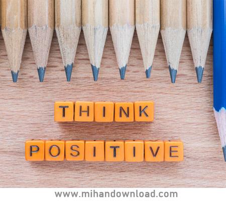 آموزش دید مثبت داشتن و جذب نکردن منفی ها و ناخواسته ها