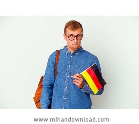 آموزش جملات مجهول در زبان آلمانی